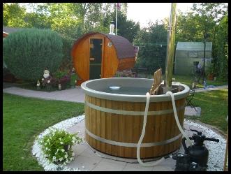 hot tub. Black Bedroom Furniture Sets. Home Design Ideas